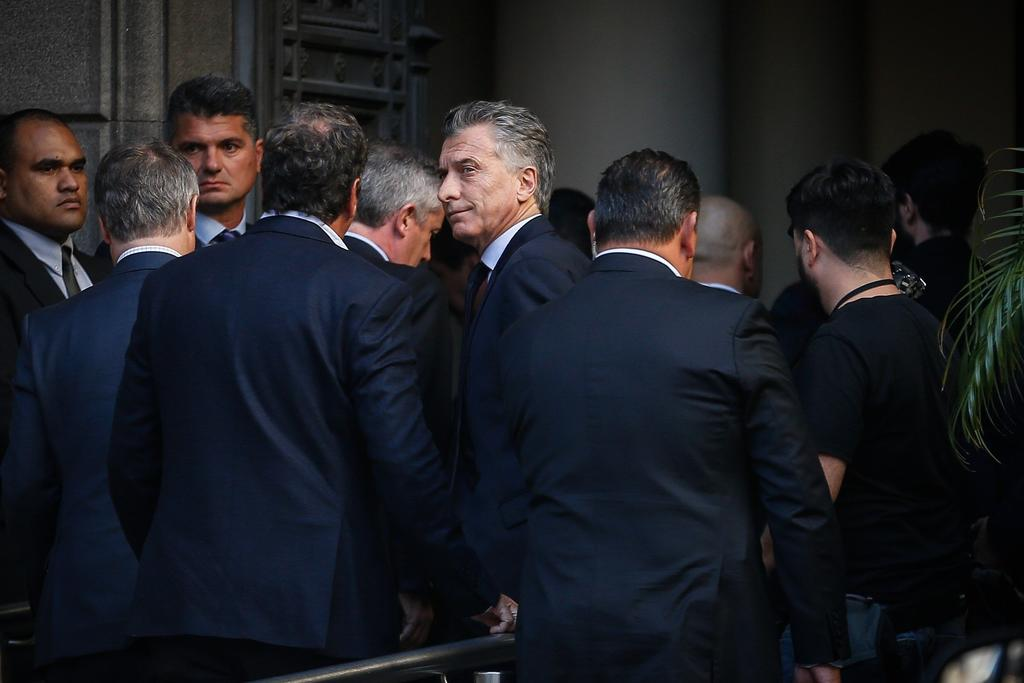Volver al pasado sería autodestruirnos, dice Macri sobre Cristina Fernández. Noticias en tiempo real