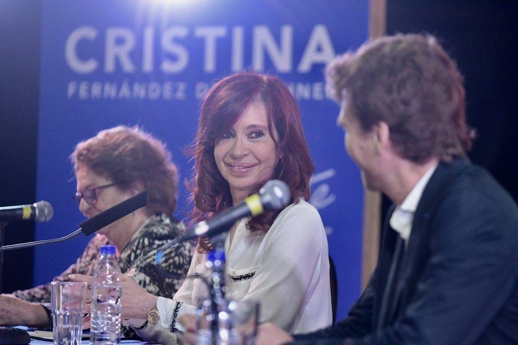 Cristina vuelve a generar polémica. Noticias en tiempo real
