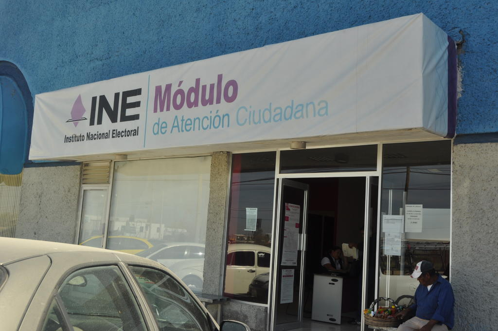 Amplían horario en Módulo 06 del INE en Plaza Jumbo. Noticias en tiempo real