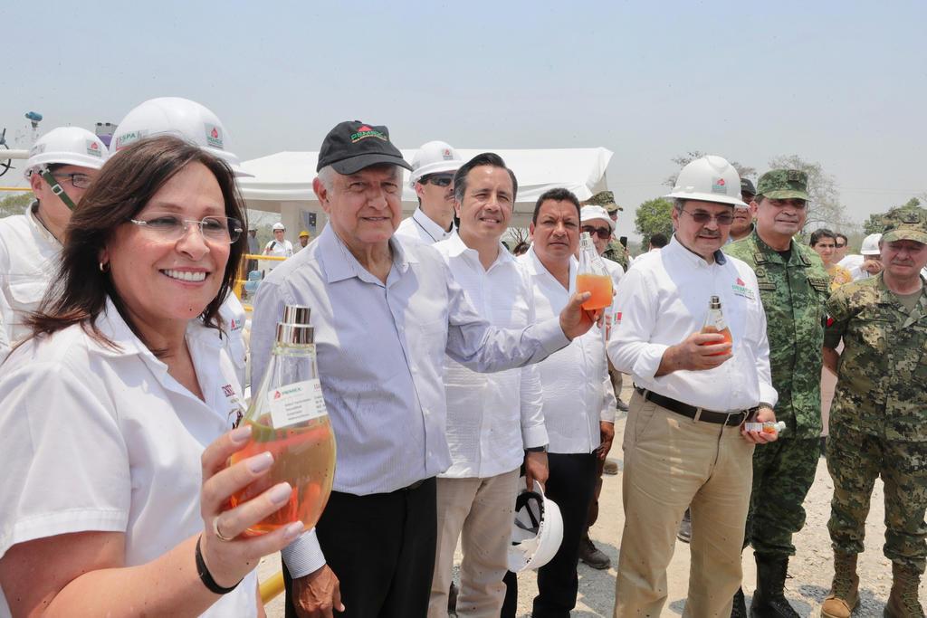 Gobierno apoyará a Pemex hasta 2021, dice AMLO. Noticias en tiempo real