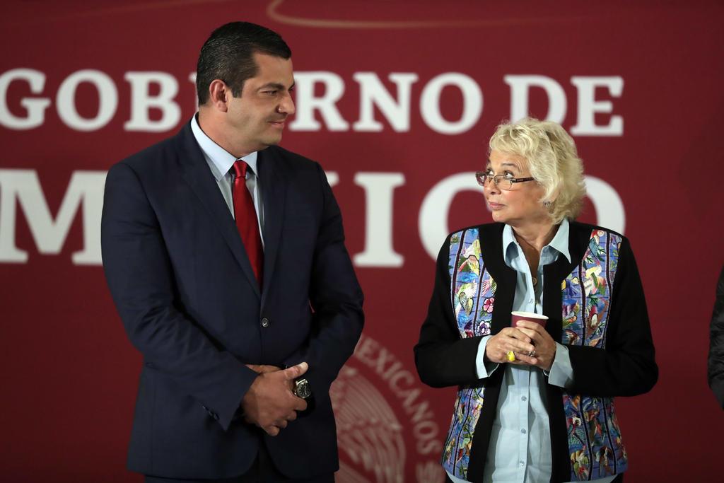 Nombran a Ricardo Peralta nuevo subsecretario de Segob. Noticias en tiempo real