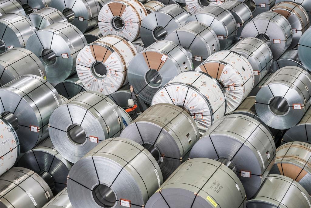 Industria pierde 400 mdd por aranceles al acero