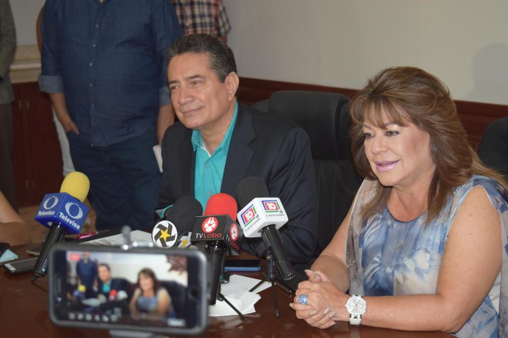 Se dejarán finanzas manejables, asegura Leticia Herrera. Noticias en tiempo real