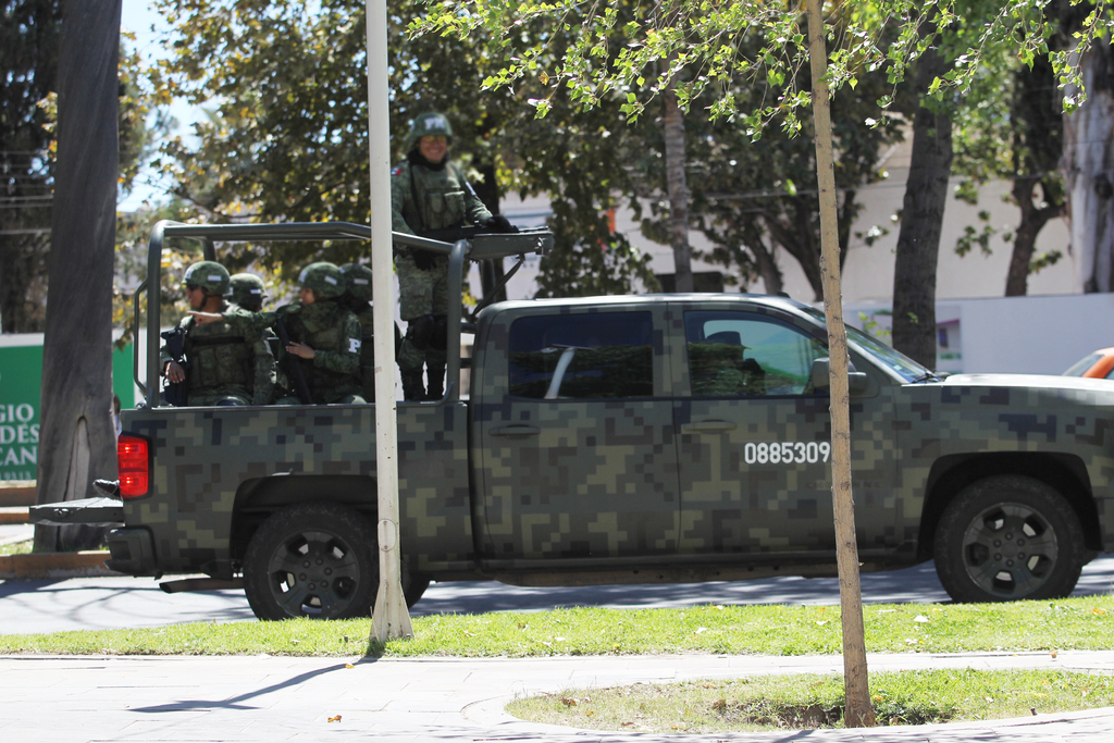 Confirman Guardia Nacional; falta fecha