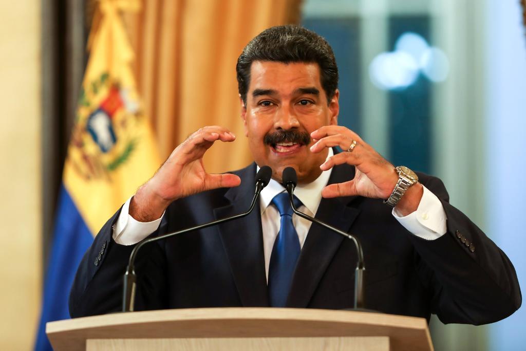 Maduro anuncia inversiones con Huawei en Venezuela