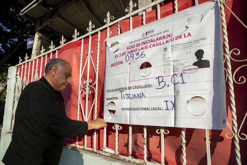 Peligra permanencia del PAN en Baja California. Noticias en tiempo real