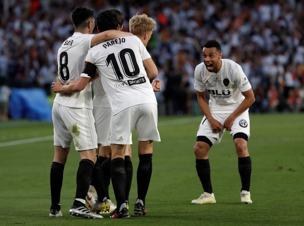 Valencia fulmina al Barcelona en la Copa del Rey. Noticias en tiempo real