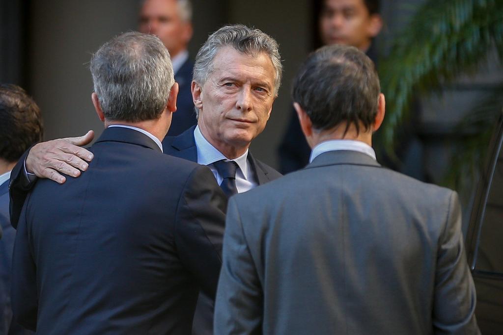 Macri cuestiona irregularidades en obras de gobiernos anteriores. Noticias en tiempo real