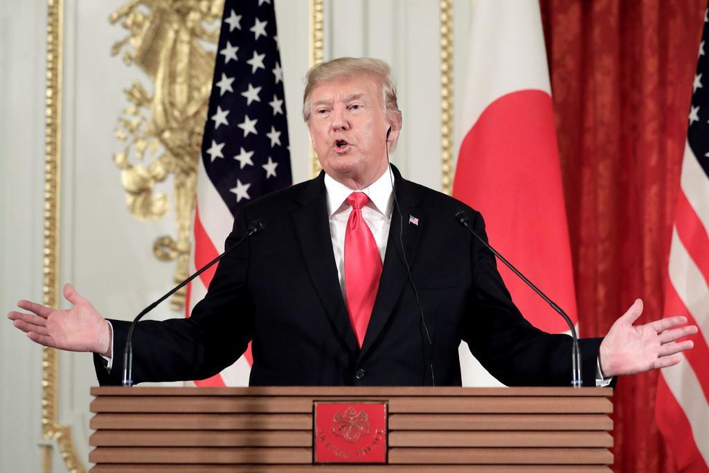 Confía Trump en alcanzar acuerdo sobre políticas nucleares con Irán. Noticias en tiempo real