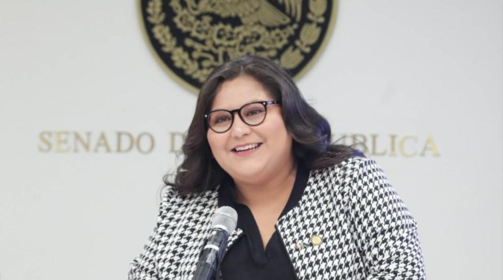 Quién es Citlalli Hernández, senadora a la que enviaron 'libro ...