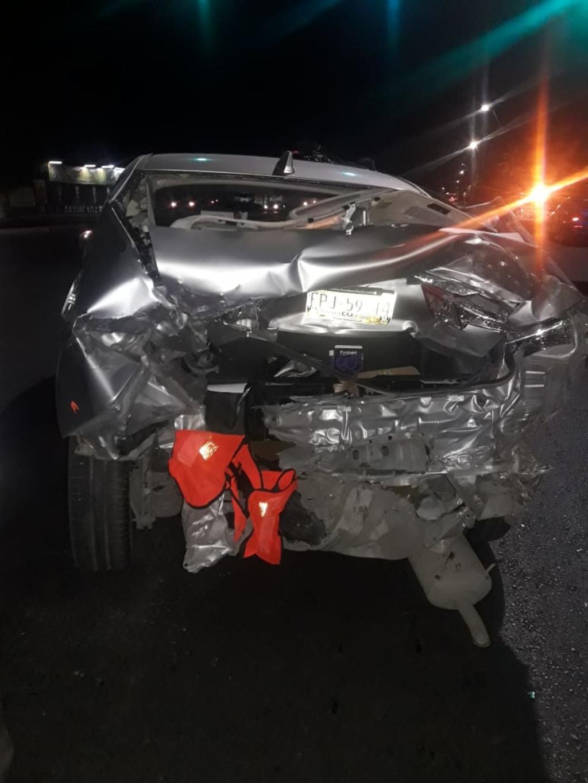 Conductor ebrio provoca accidente vial al oriente de Torreón. Noticias en tiempo real
