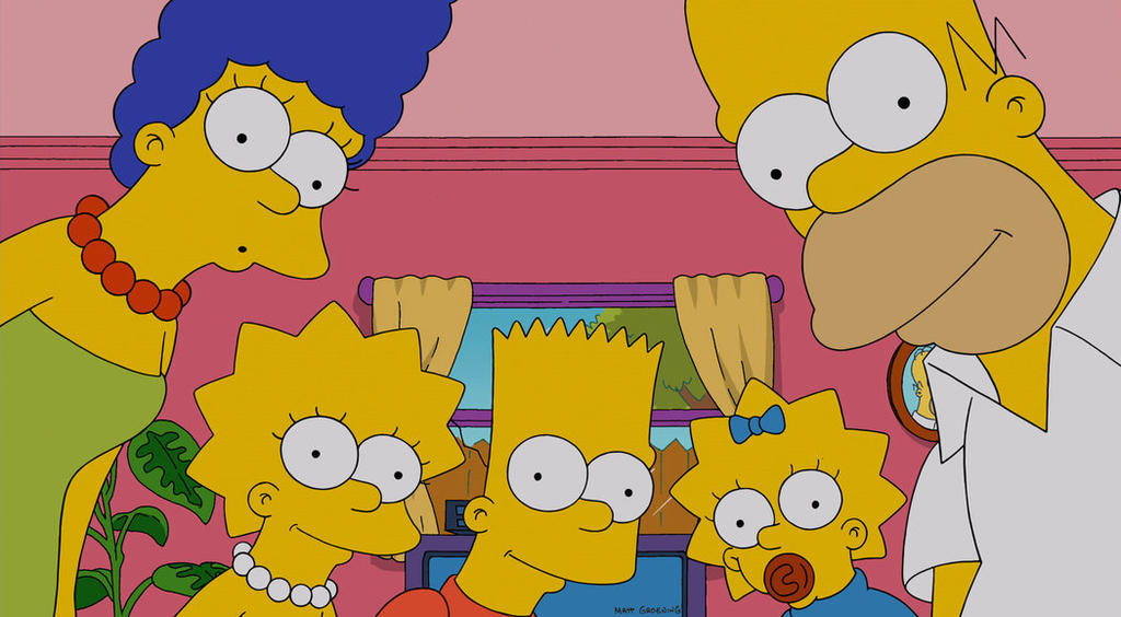 ¡Felices 30 temporadas a Los Simpson!