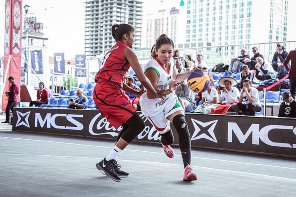 México avanza a cuartos de final en Mundial femenil de baloncesto ...