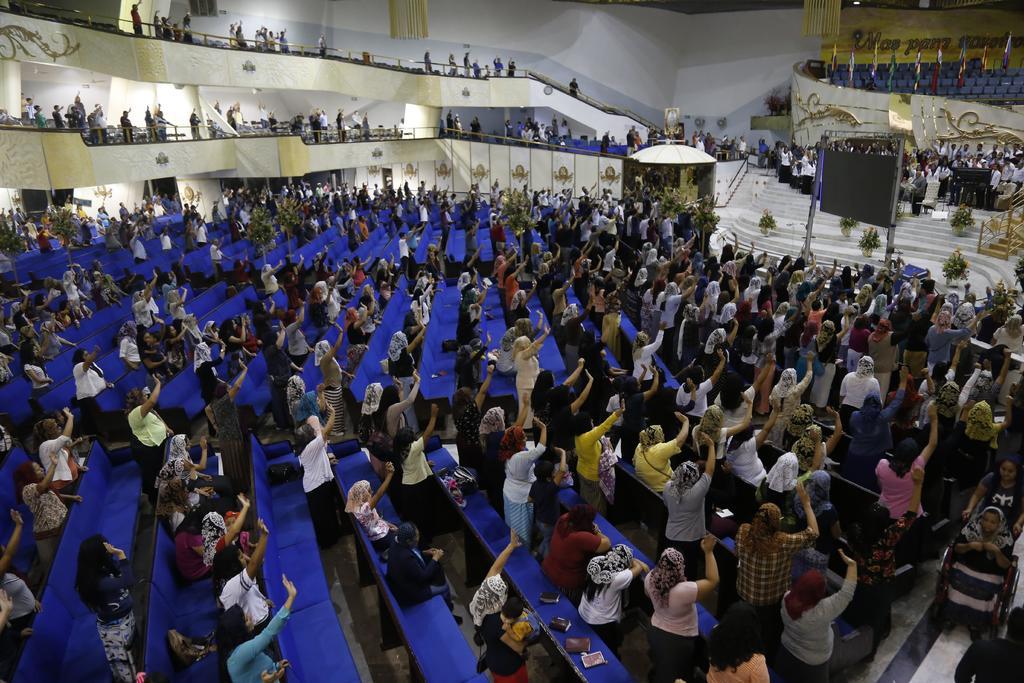 ¿Dónde están los templos de la iglesia la Luz del Mundo?. Noticias en tiempo real