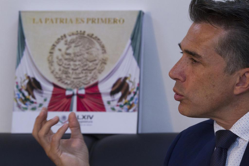 Si Joaquín Naasón es culpable debe pagar: Sergio Mayer. Noticias en tiempo real