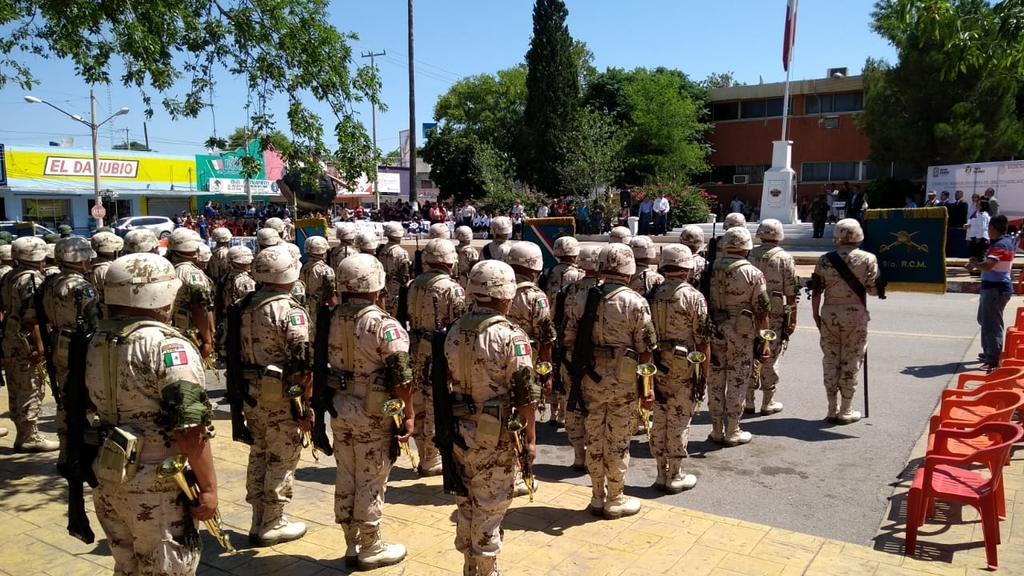 Realiza Sedena concurso de bandas de guerra, El Siglo de Torreón