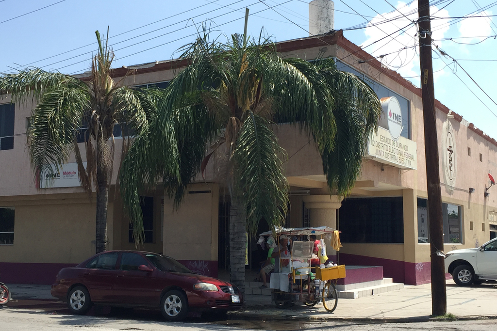Activa Ine Tres Módulos Móviles El Siglo De Torreón