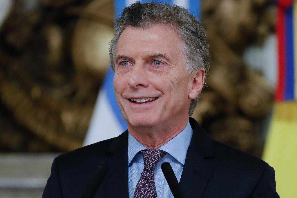 Macri elige a peronista como su compañero de fórmula. Noticias en tiempo real