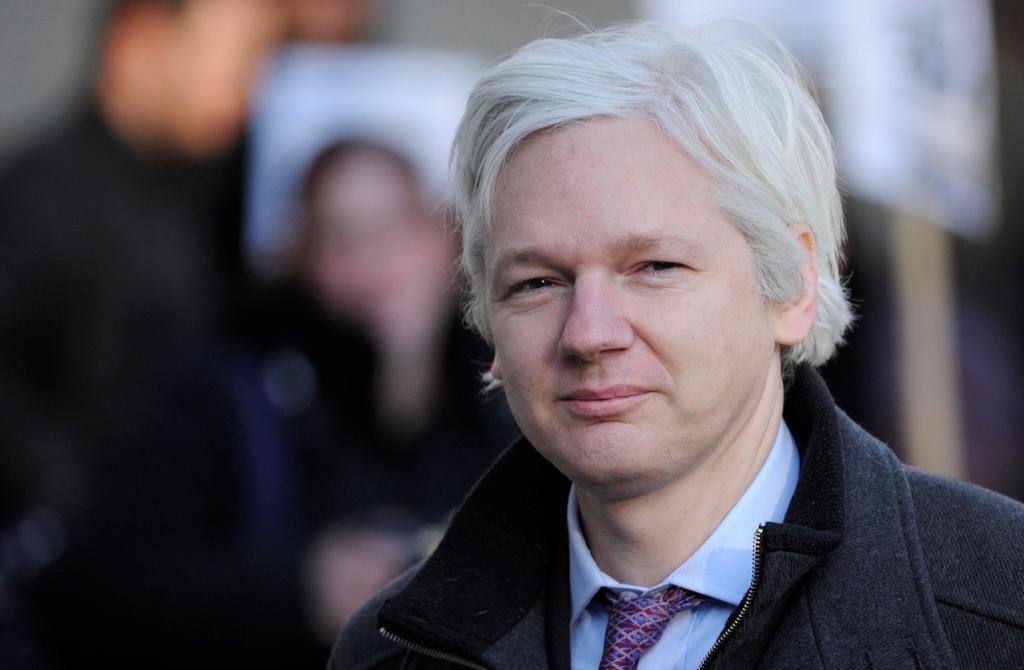 Piden la extradición de Assange. Noticias en tiempo real