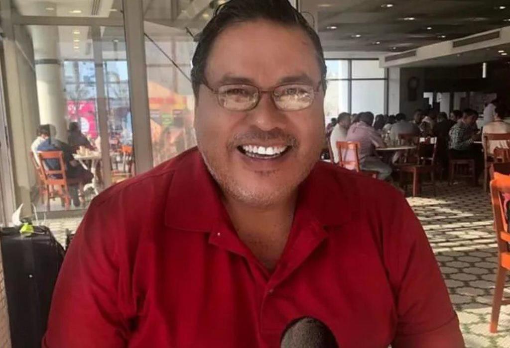 El periodista veracruzano Marco Miranda Cogno fue privado de la libertad la mañana de este miércoles por un grupo de sujetos armados, denunciaron sus familiares.  (FACEBOOK)