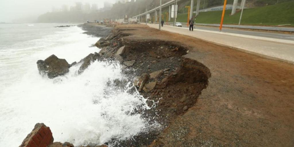 Costa Verde, sede de Panamericanos, luce daños. Noticias en tiempo real