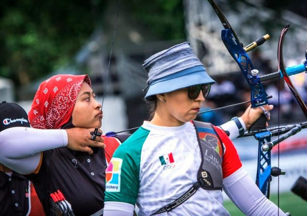 México queda fuera de plaza olímpicas en arco recurvo. Noticias en tiempo real