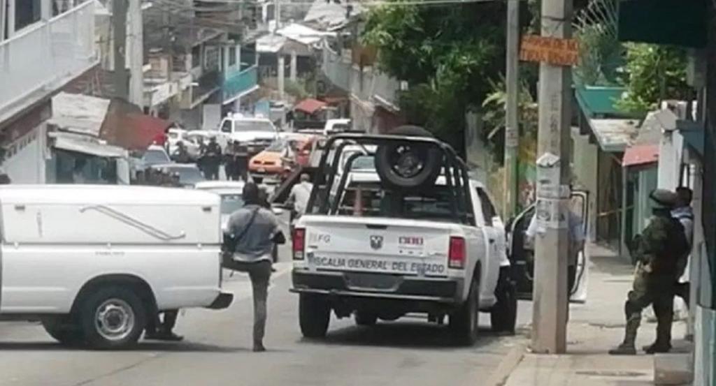 Balacera en Acapulco deja dos presuntos extorsionadores muertos. Noticias en tiempo real
