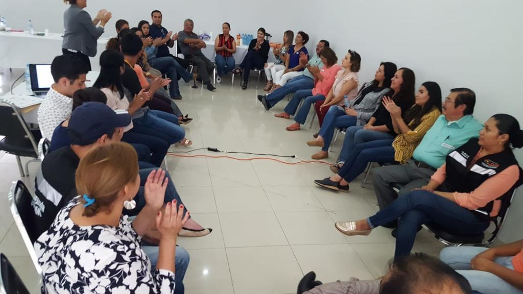 Continúa capacitación a funcionarios municipales de Acuña. Noticias en tiempo real