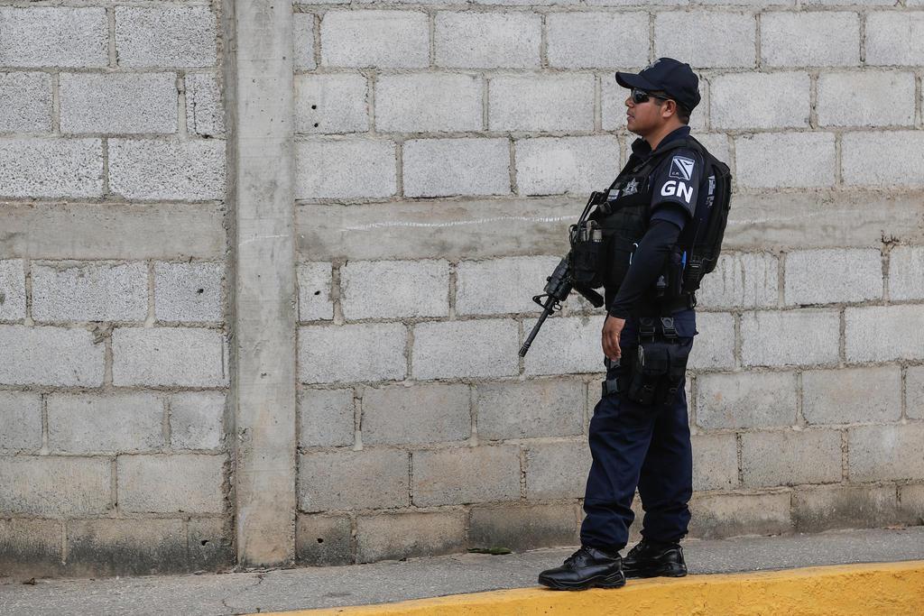 Confirma SSP que arribarán mil 200 efectivos de la GN a Coahuila