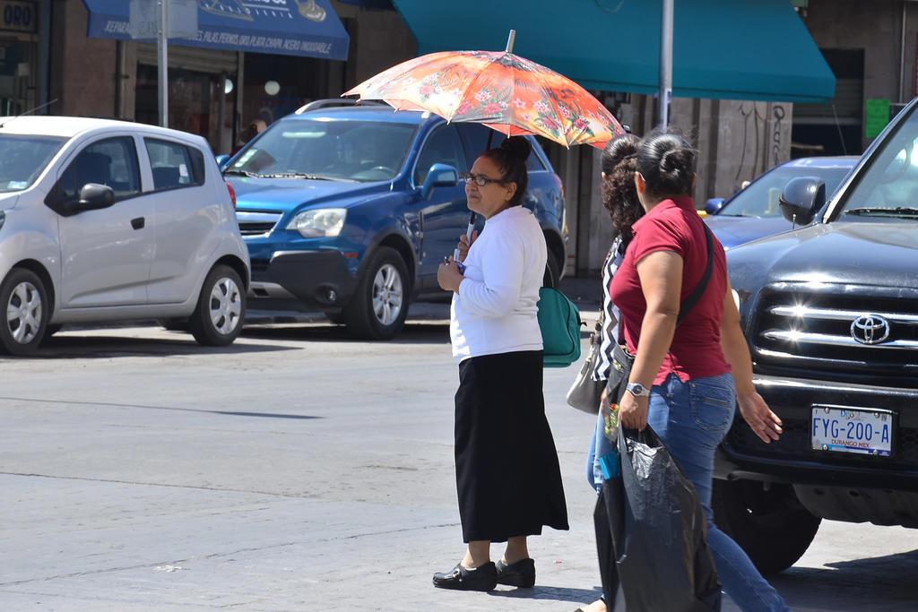 Continuarán las altas temperaturas en La Laguna. Noticias en tiempo real