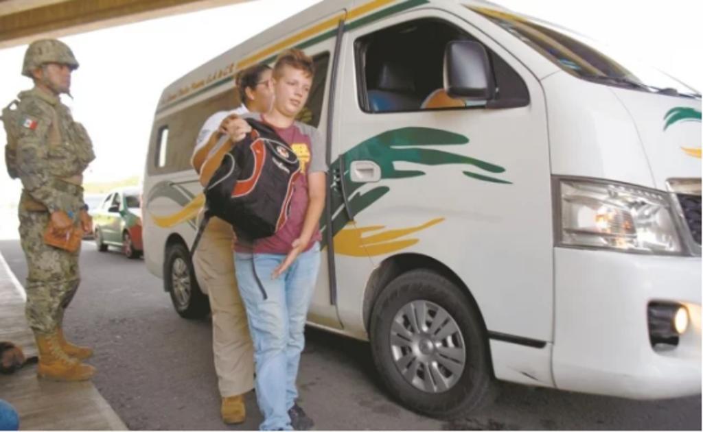 Autobuses exigen identificación a todos los viajeros. Noticias en tiempo real