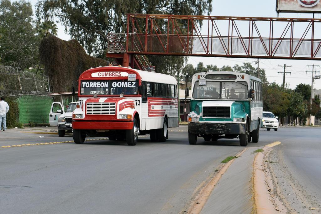 Plantea AMLO consulta sobre Metrobús en La Laguna. Noticias en tiempo real