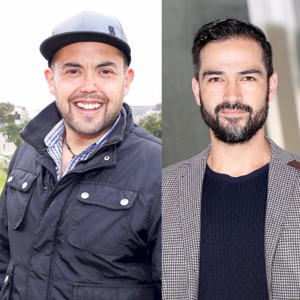 Alfonso Herrera y Mauricio Clark polemizan en redes sociales. Noticias en tiempo real