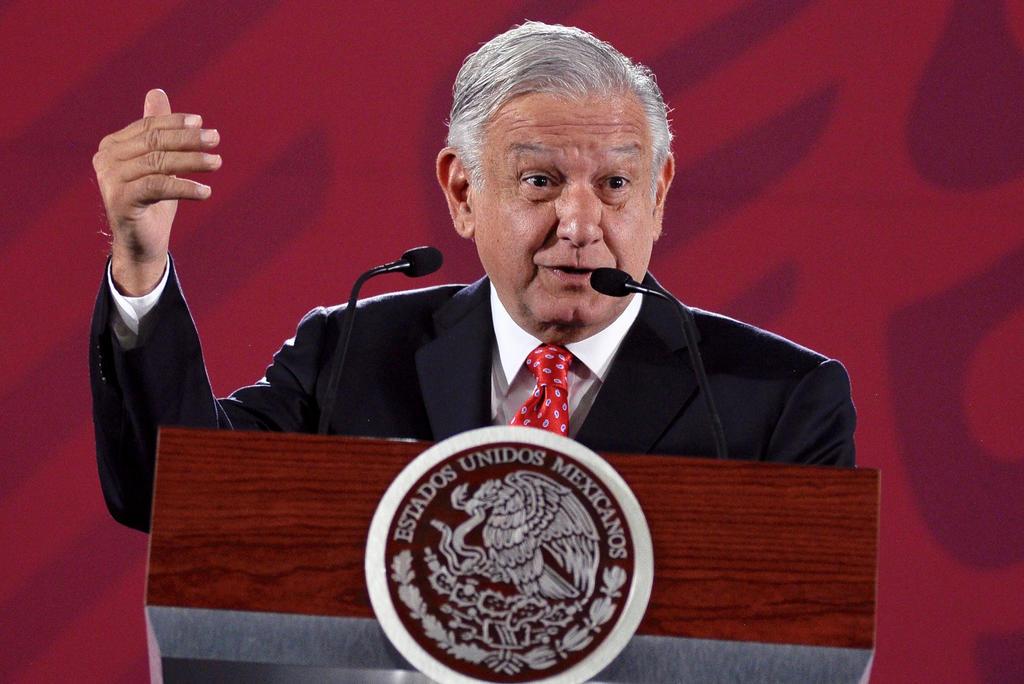 En vivo: Conferencia de prensa de López Obrador. Noticias en tiempo real