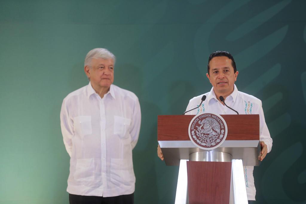 Sargazo, aún sin impactar ocupación hotelera en Quintana Roo: gobernador