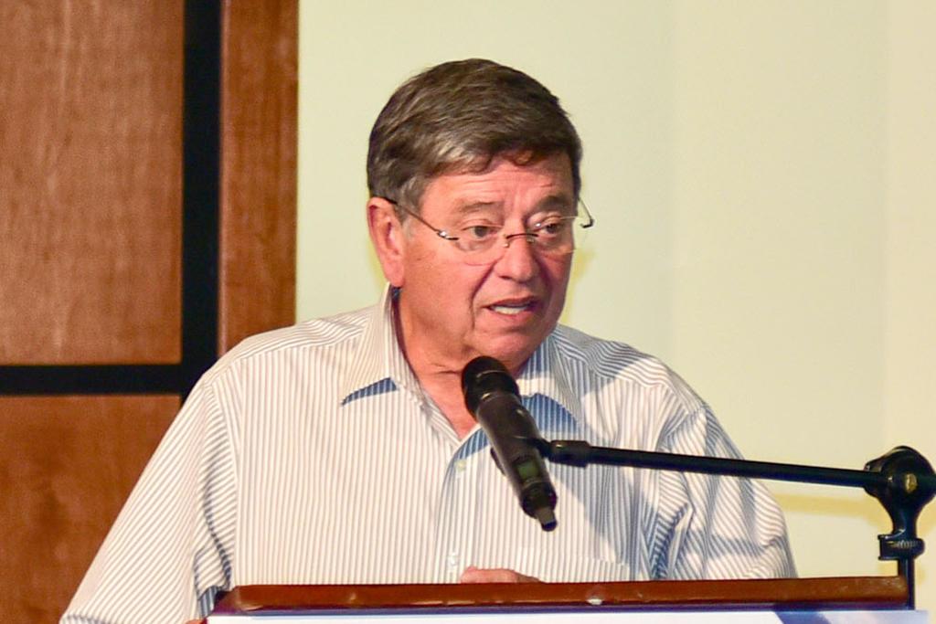 Renuncia al PRI Rogelio Montemayor, exgobernador de Coahuila. Noticias en tiempo real