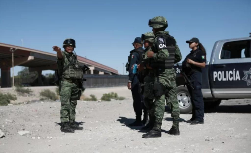 Despliegue militar total en norte y sur