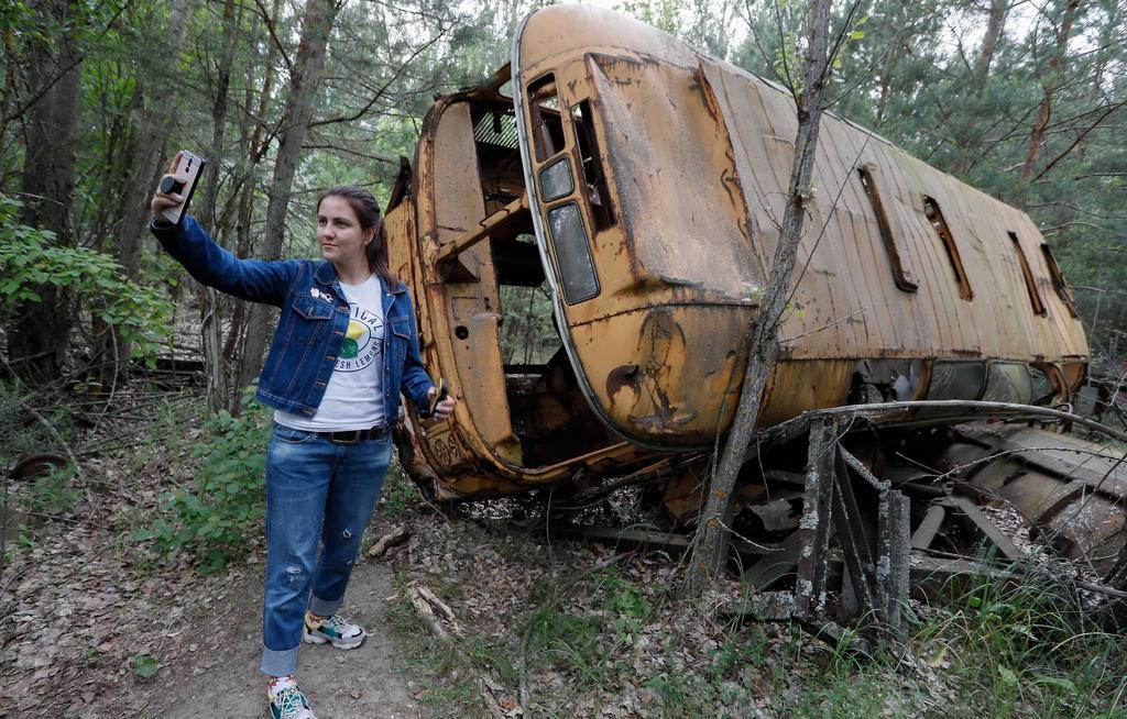 Chernobyl es ahora un destino turístico extremo. Noticias en tiempo real