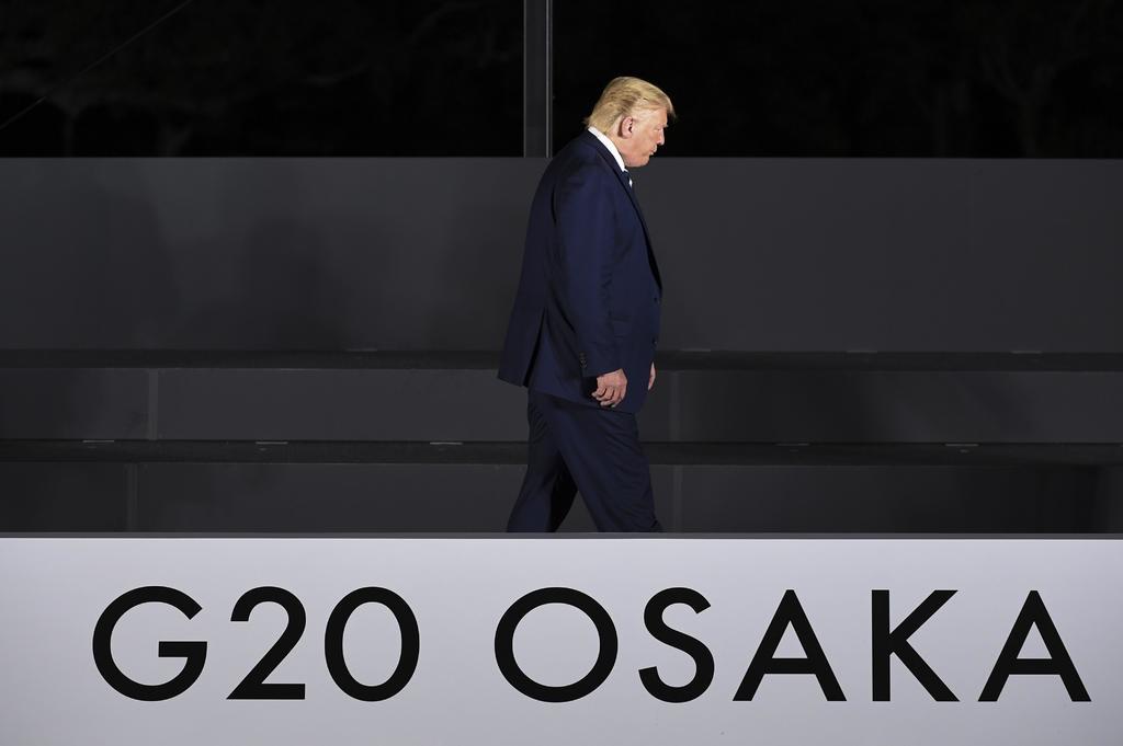 Trump ve avances en negociaciones con China antes de reunirse con Xi. Noticias en tiempo real