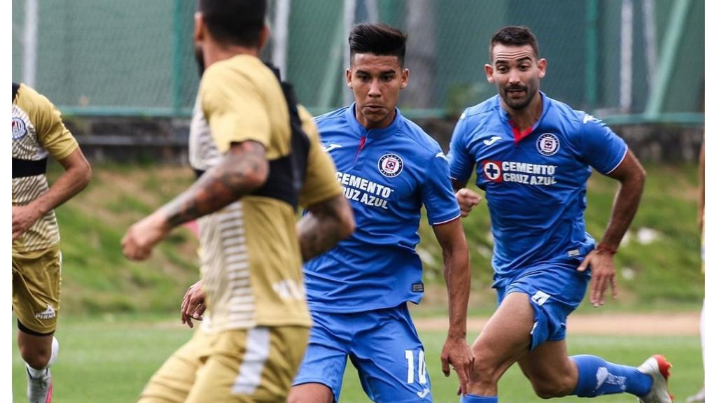 Cruz Azul y San Luis empatan sin goles en pretemporada, El ...