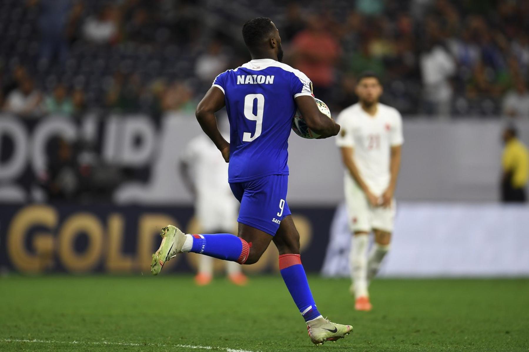 Haití logra histórica clasificación en Copa oro. Noticias en tiempo real