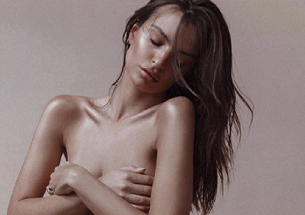 Emily Ratajkowski Comparte Fotografía Desnuda En Instagram El Siglo
