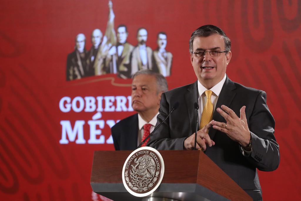 México logró inclusión de migración como tema principal en G-20: Ebrard. Noticias en tiempo real