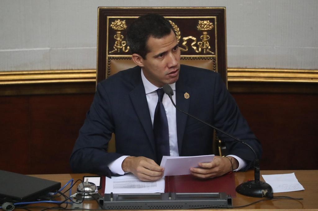 Existen condiciones para salida de crisis en Venezuela, asegura Guaidó. Noticias en tiempo real