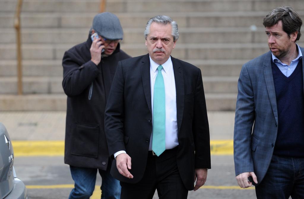 Declara canditado Alberto Fernández en juicio contra exmandataria. Noticias en tiempo real