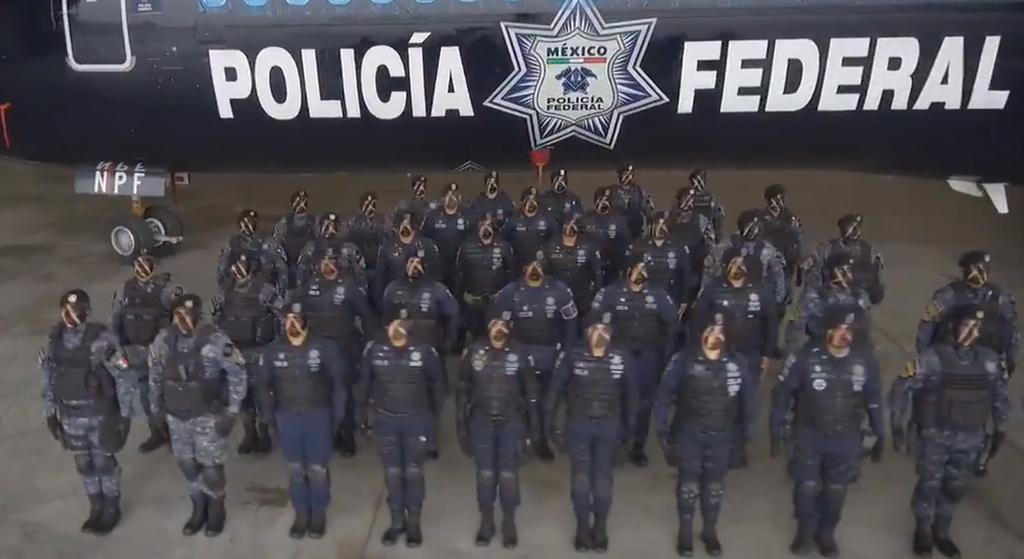 Policía Federal felicita a uniformados en su Día. Noticias en tiempo real