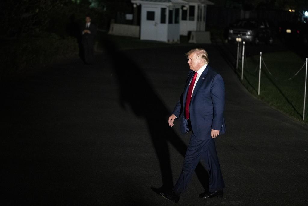 Perdería Trump frente a principales demócratas en 2020: sondeo. Noticias en tiempo real