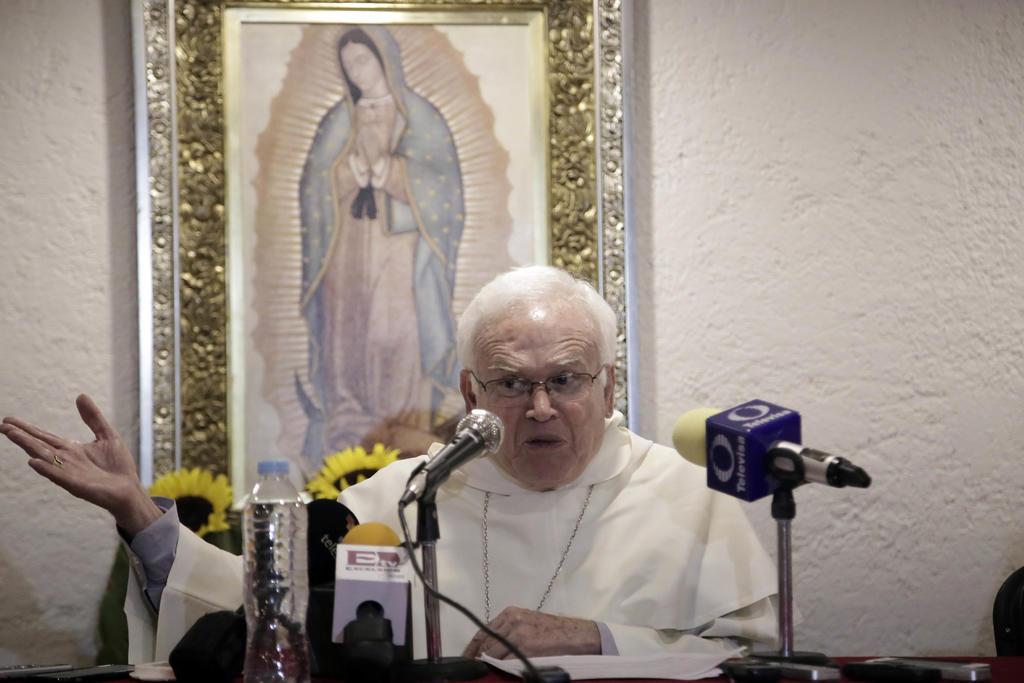 Preocupan actos de intimidación contra obispo Vera López. Noticias en tiempo real