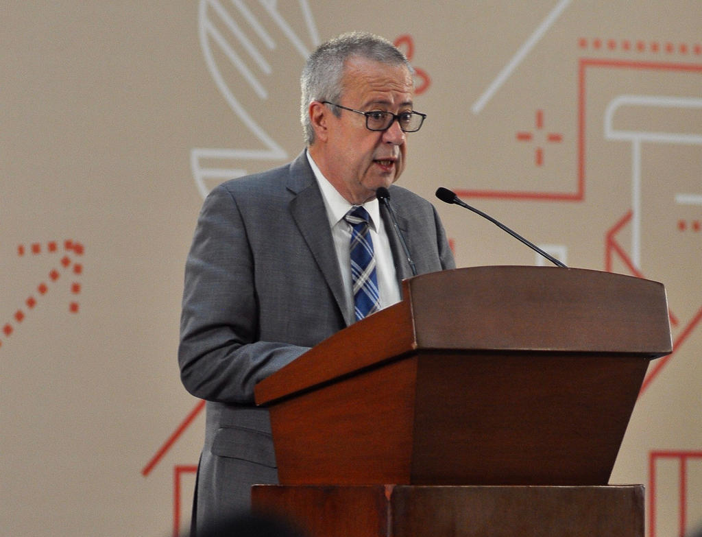 Revela Urzúa nombres de funcionarios que motivaron su renuncia. Noticias en tiempo real