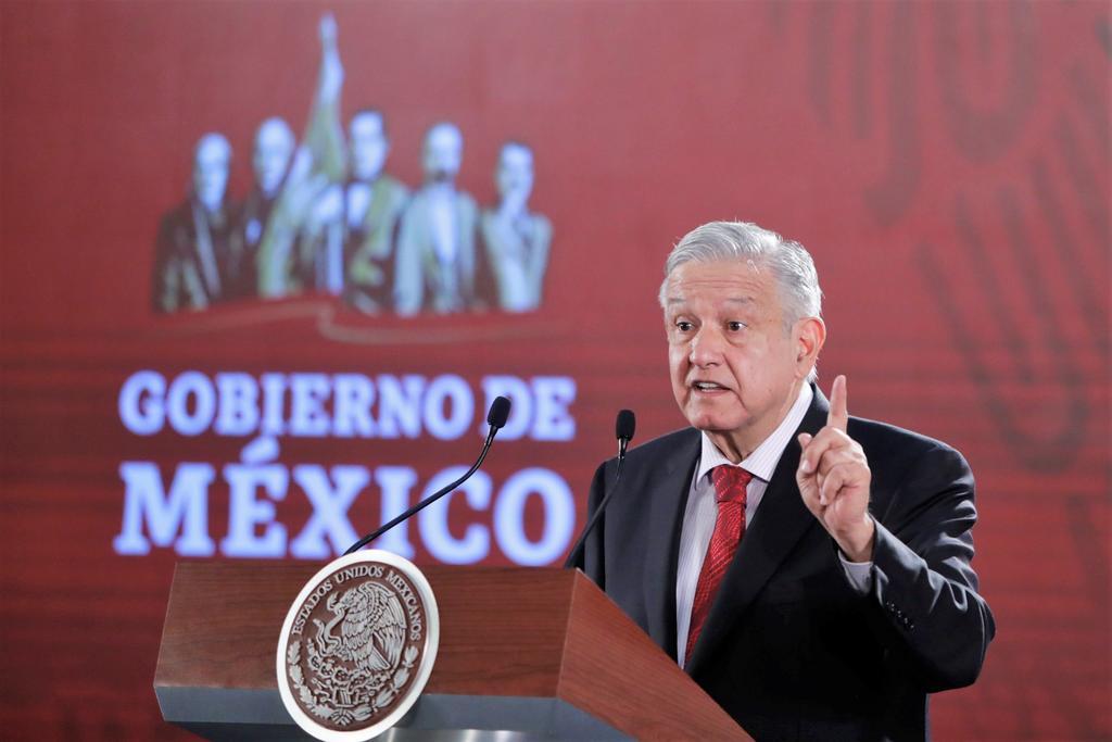 Se terminaron las condonaciones a potentados, advierte López Obrador. Noticias en tiempo real